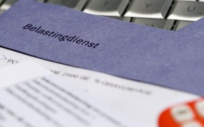 Belastingdienst stuurt eigenaar van eenmanszaak nieuwe btw-id