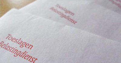 Belastingdienst waarschuwt voor nep-beschikking